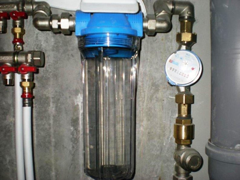 фильтры для воды грубой очистки