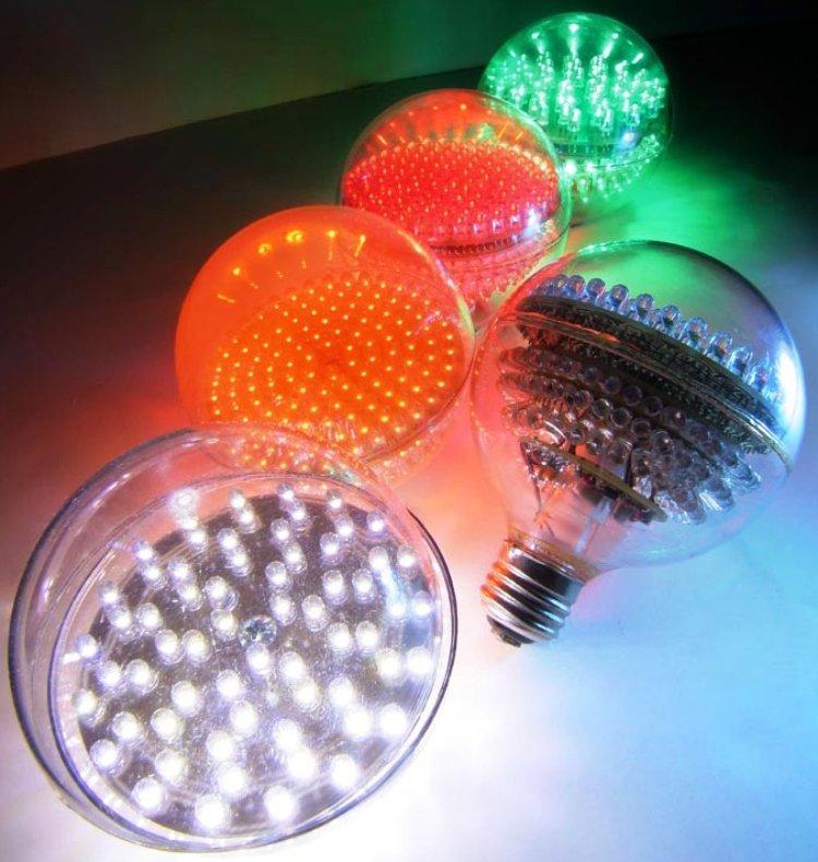 какие лампы выбрать