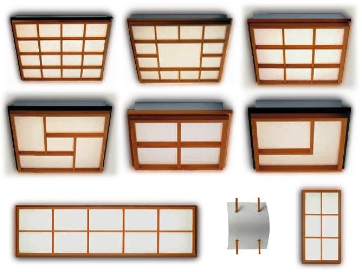 светильники подходящие по стилю