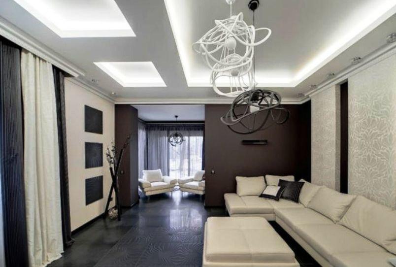 светильники в качестве элемента дизайна