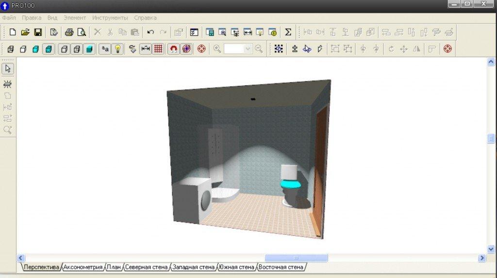 программы для создания дизайна интерьера