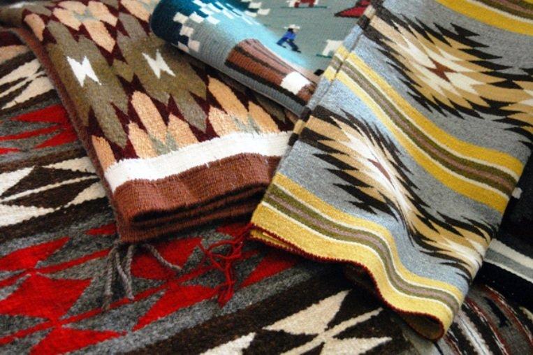 мексиканские ковры-циновки