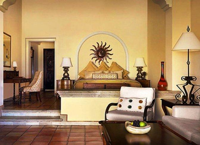элементы присущие мексиканскому стилю