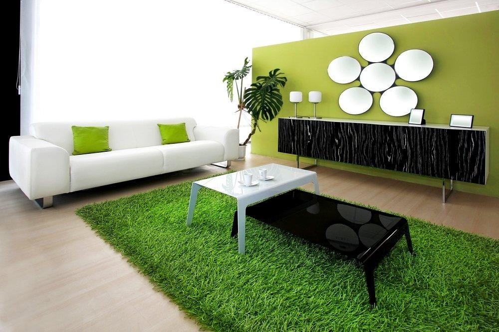 ковровое покрытие в эко-стиле