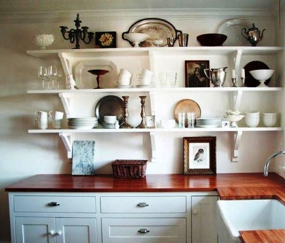 обновление кухни без ремонта