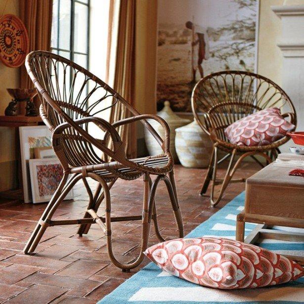 плетеная мебель на заказ