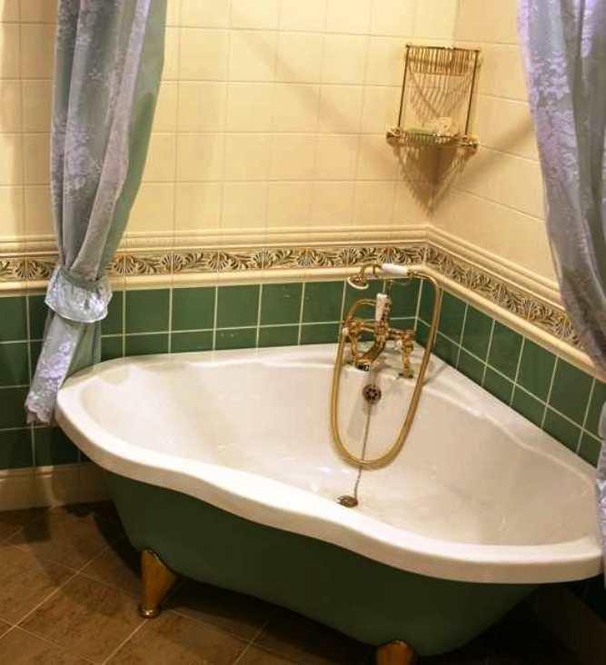 """ванная которая не требует никакого """"тюнинга"""""""
