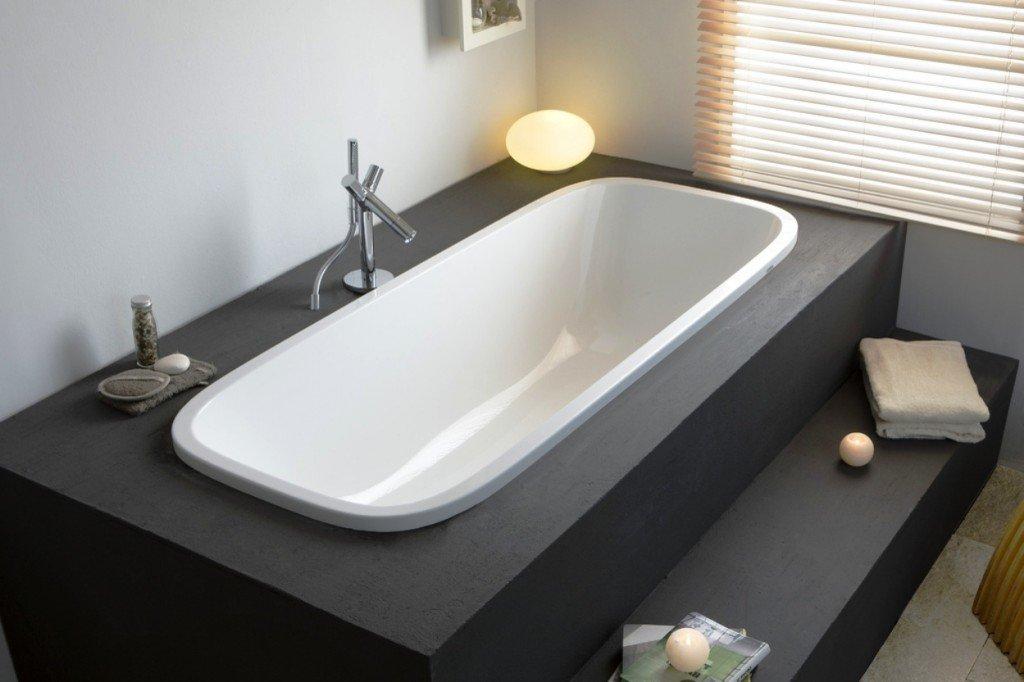 функциональные бортики вокруг ванны