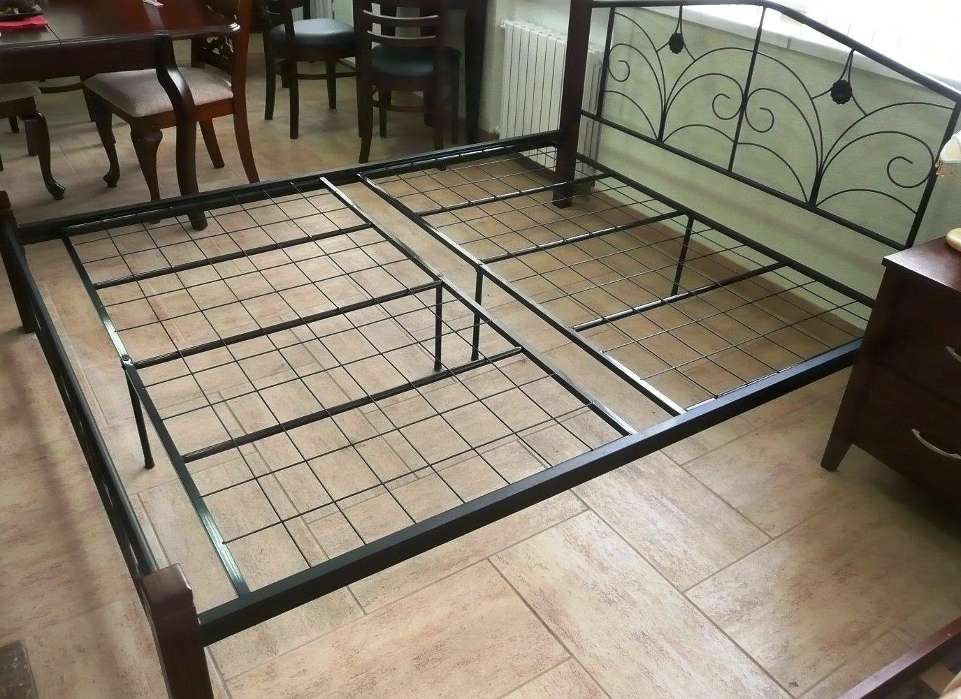 Кровати металлические фото