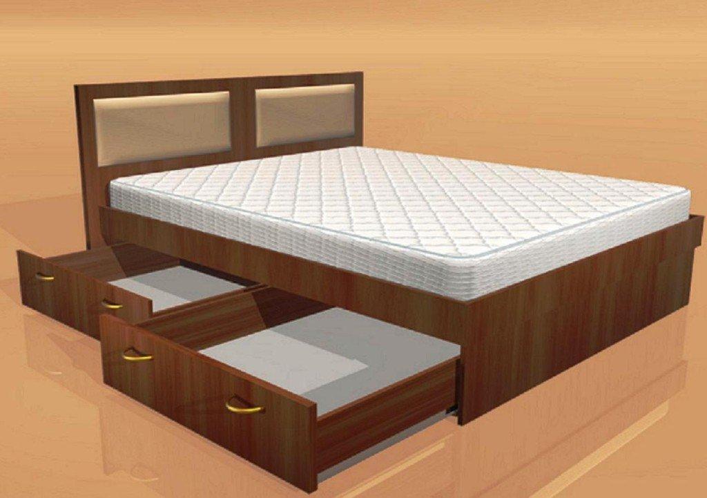 выдвижные ящики для хранения под кроватью