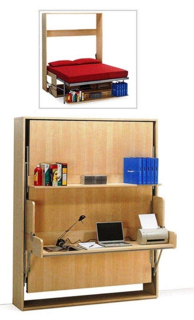 кровать трансформирующаяся в рабочее место