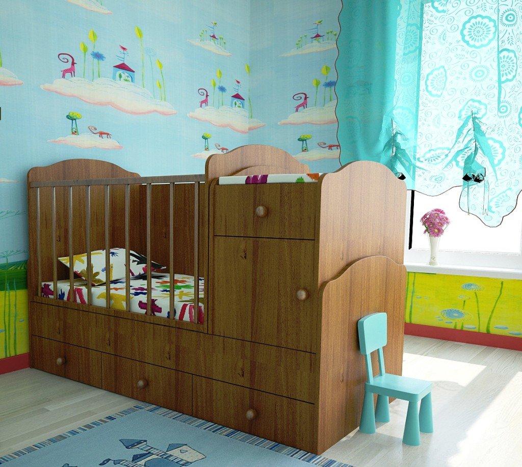 мебель-трансформер для детской