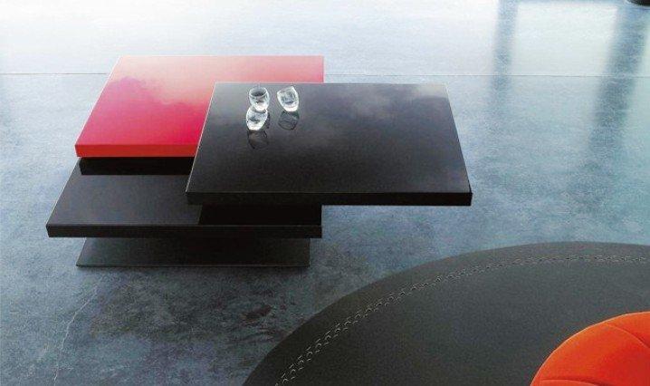эксперименты с формой столика