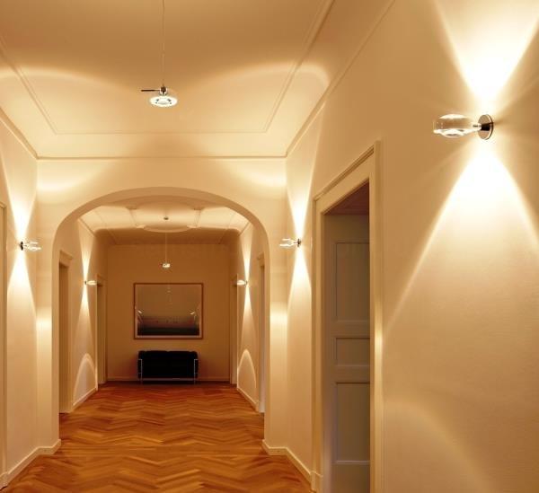 освещение для низких потолков