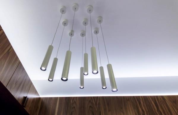 светильники верхней линии
