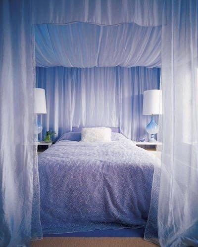 Маленькая спальня-будуар
