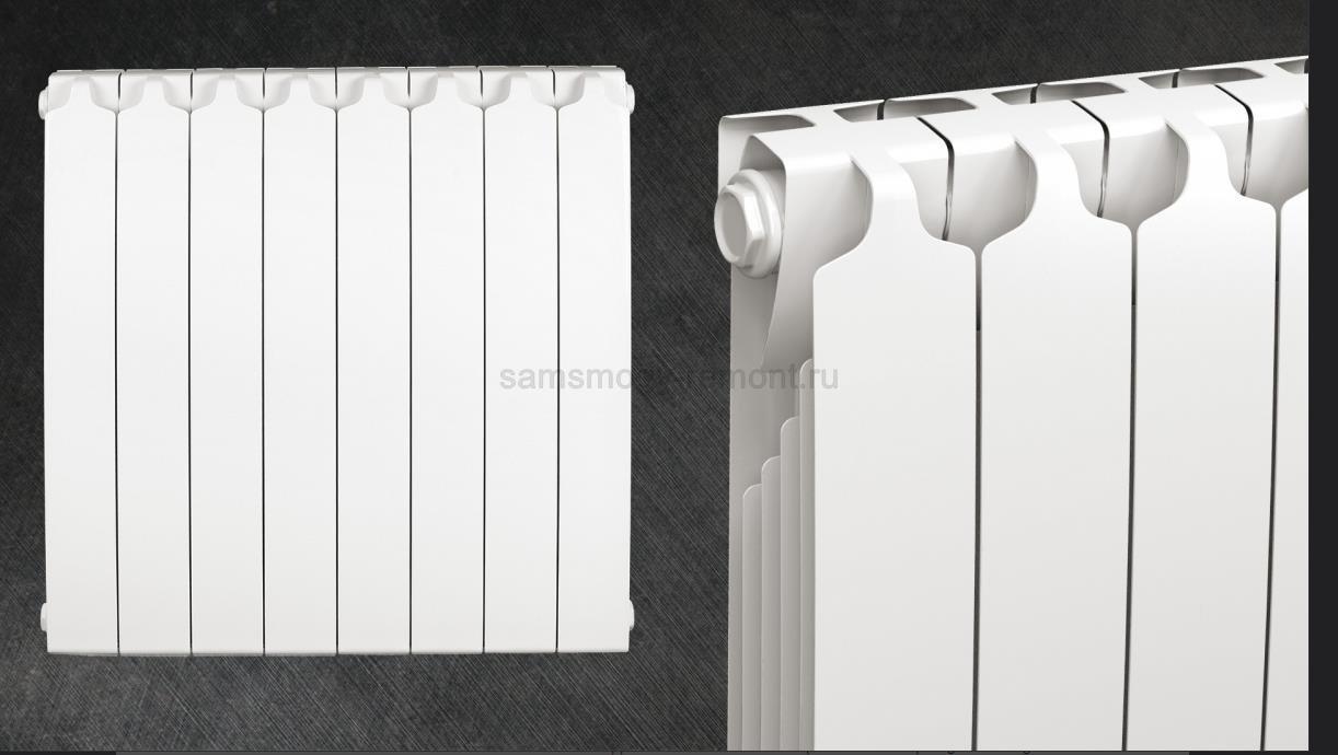 Биметаллические радиаторы (Китай)