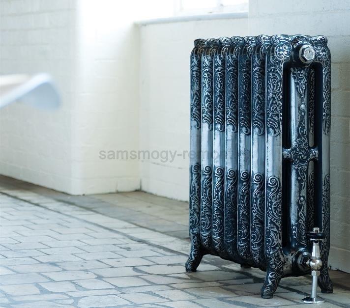 Английский чугунный радиатор (Parisian)