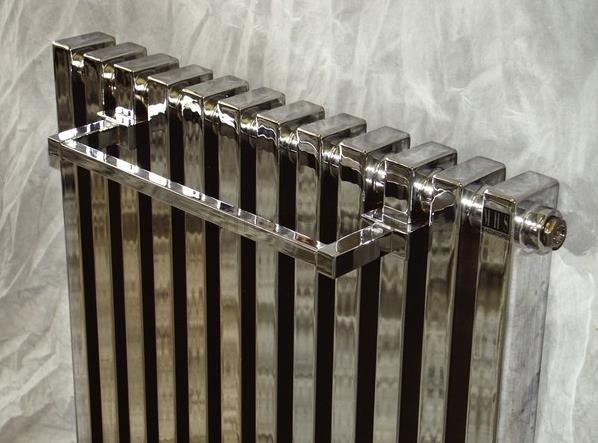 Секционный неразборный стальной радиатор