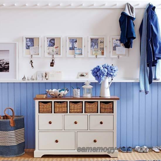 Собственность домочадцев помечайте нашивками, бирками, цветом