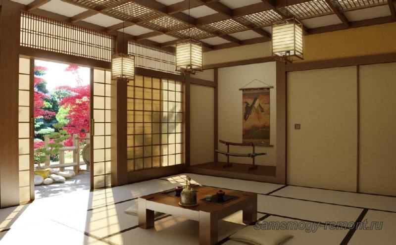 Традиционное японское жилице