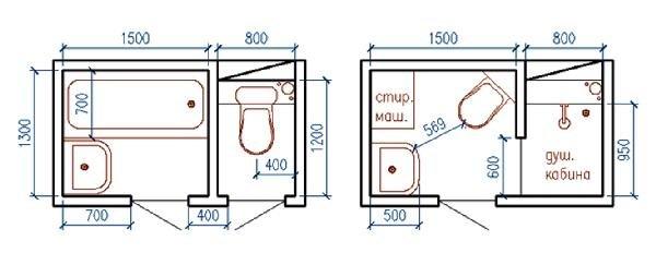 замена ванны на душевую будку