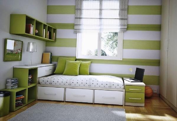 цветовое решение для комнаты